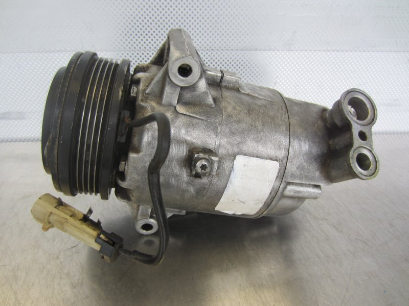 Компрессор кондиционера Opel Astra H Z18XER 2008