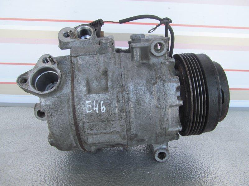 Компрессор кондиционера Bmw E46 E46 M54B25 2000