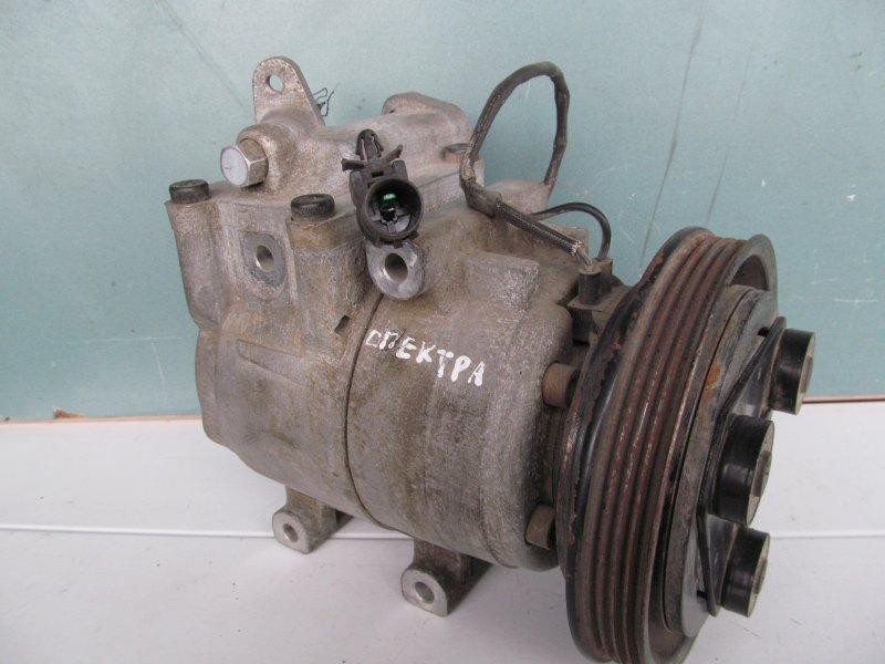 Компрессор кондиционера Kia Spectra S6D 2008