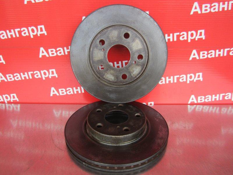 Диск тормозной Toyota Corolla 150 2007 передний
