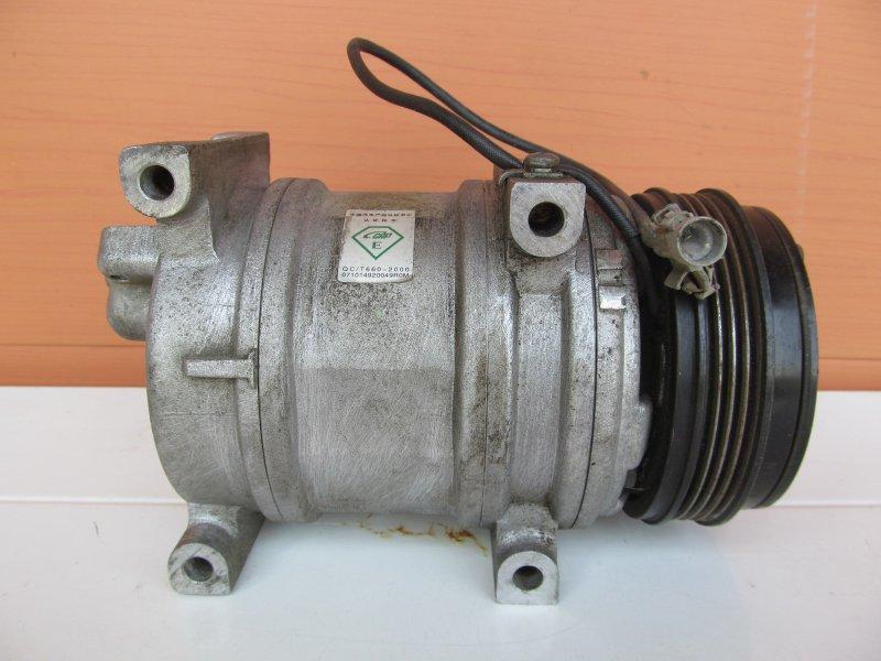 Компрессор кондиционера Geely Mk MR479QA 2008