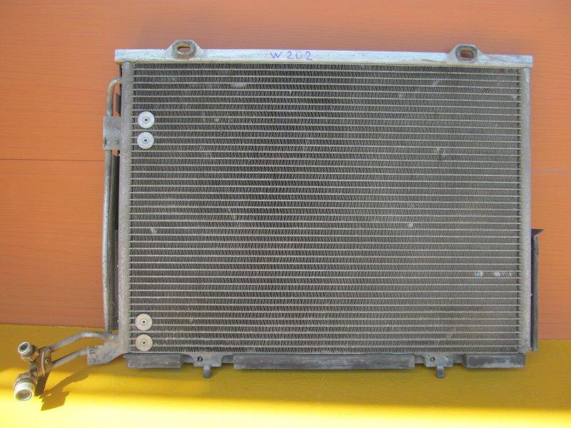 Радиатор кондиционера Mercedes-Benz W202 W202 M111 1998