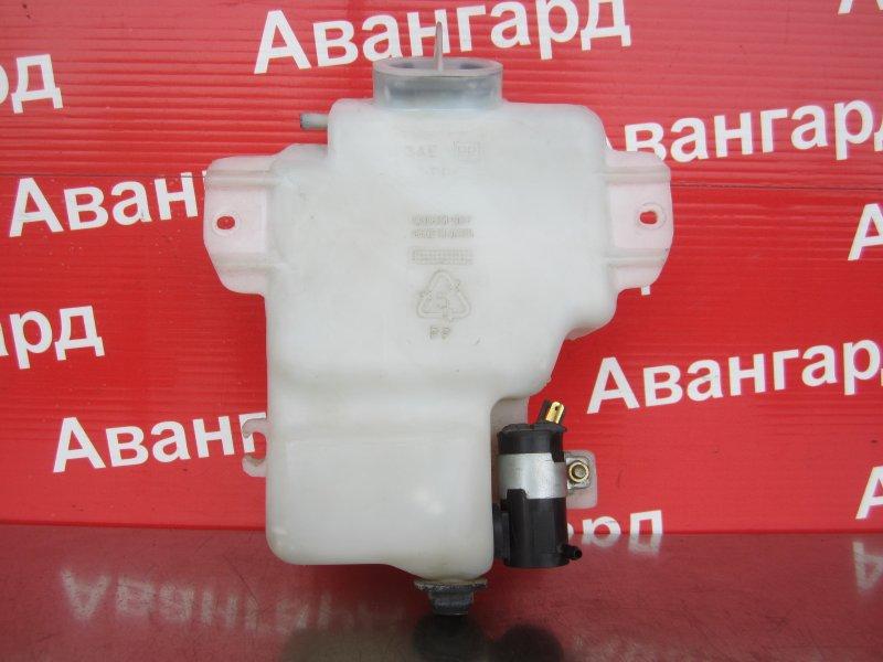 Бачок омывателя Mitsubishi Pajero 3 КУПЕ 6G74 (GDI) 2003 задний