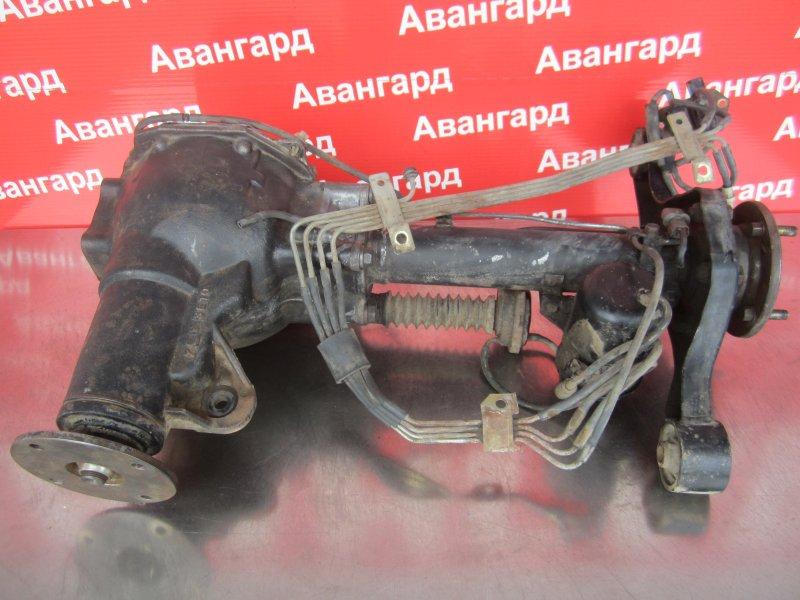 Редуктор Mitsubishi Pajero 3 КУПЕ 6G74 (GDI) 2003 передний