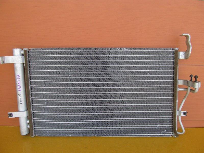 Радиатор кондиционера Hyundai Elantra Xd 2008