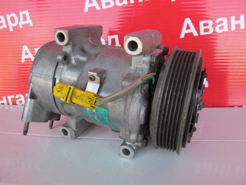 Компрессор кондиционера Peugeot 206 2D EW10J4 2003