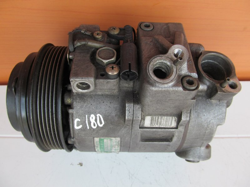 Компрессор кондиционера Mercedes-Benz W202 W202 (C180) M111 1998