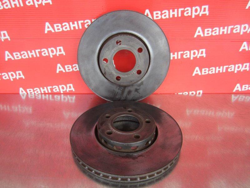 Диск тормозной Audi A6 (C4) 4A2 ABC 1991 передний