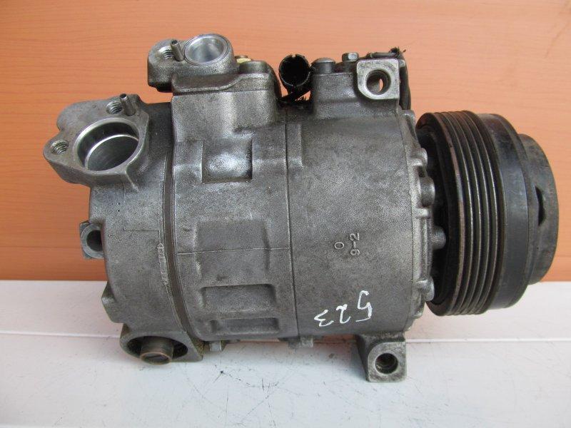 Компрессор кондиционера Bmw E39 M52 1998