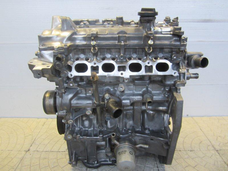 Двигатель Nissan Qashqai J10 J10 HR16 2013