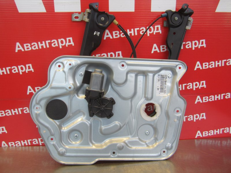 Стеклоподъёмник Nissan Qashqai J10 J10 HR16 2013 передний правый