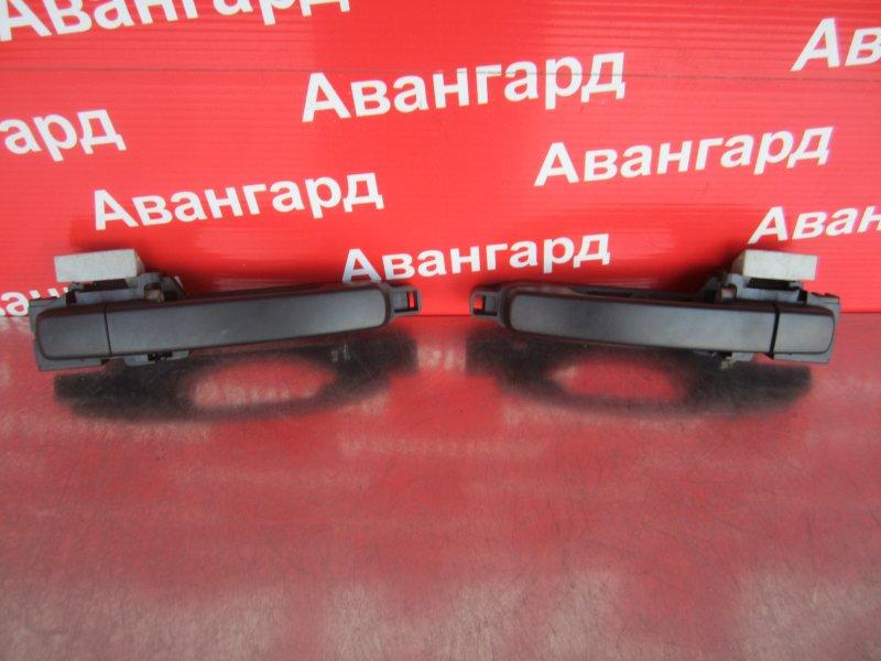 Ручка двери наружная Nissan Qashqai J10 J10 HR16 2013
