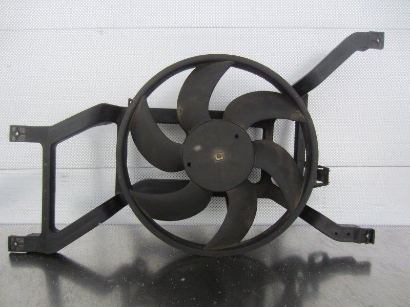 Вентилятор охлаждения Renault Logan 2009