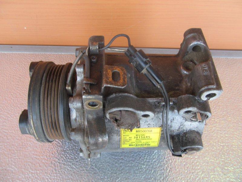 Компрессор кондиционера Mitsubishi Galant 8 4G94 2000
