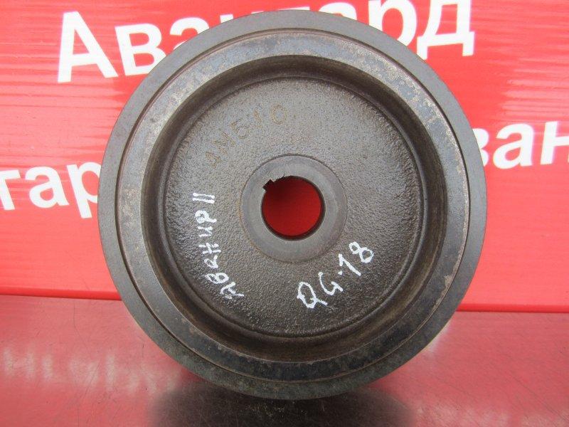 Шкив коленвала Nissan Avenir 11 QG18 2003