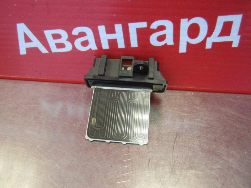 Реостат печки Nissan Qashqai J10 J10 HR16 2013