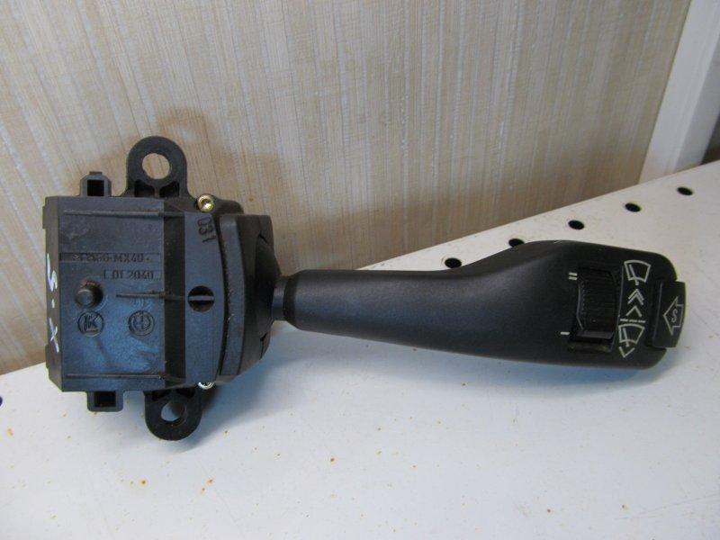 Подрулевой переключатель стеклоочистителей Bmw E53 2001