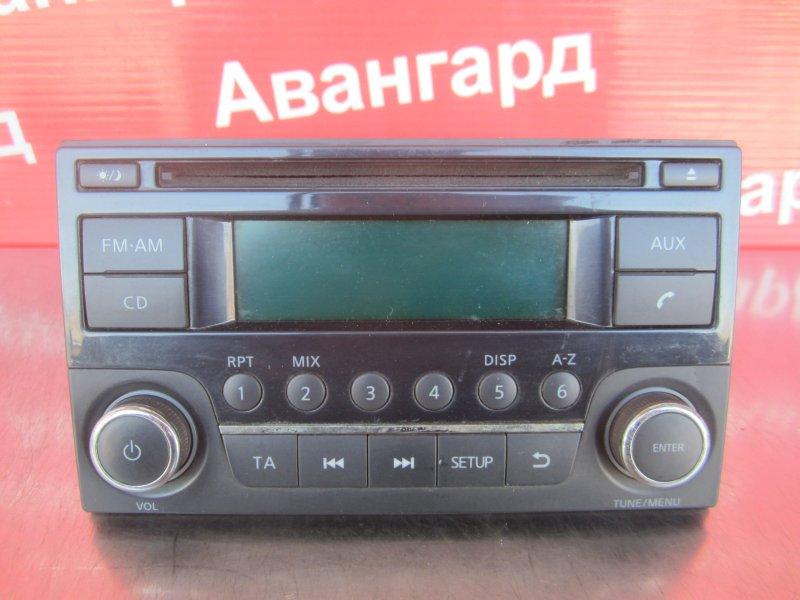Магнитола Nissan Qashqai J10 J10 HR16 2013