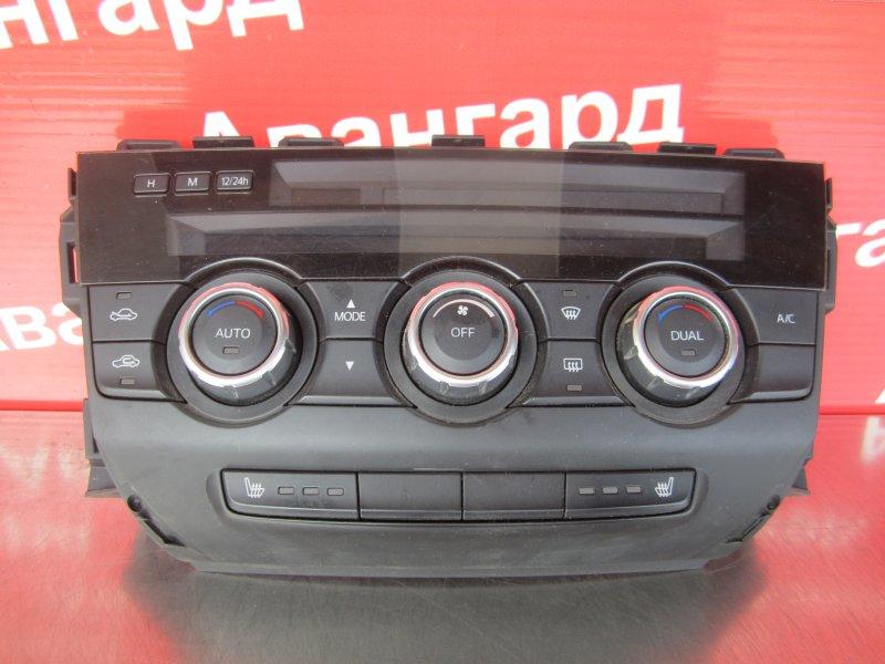 Блок управления печкой Mazda Cx5 Ke PE-VPS 2013