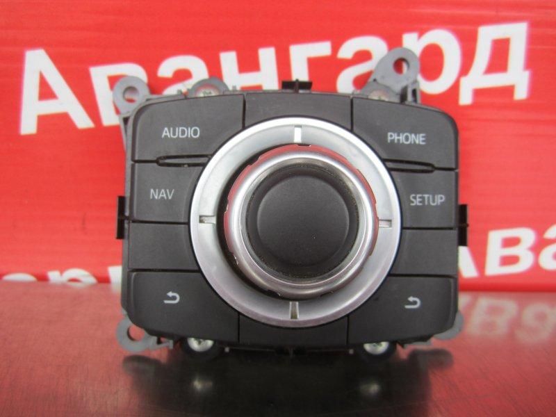Блок управления мультимедиа Mazda Cx5 Ke KE 2013