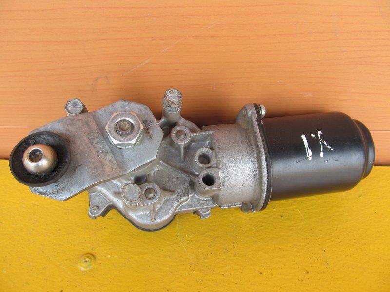 Моторчик стеклоочистителя Mitsubishi Lancer Ix 2007 передний