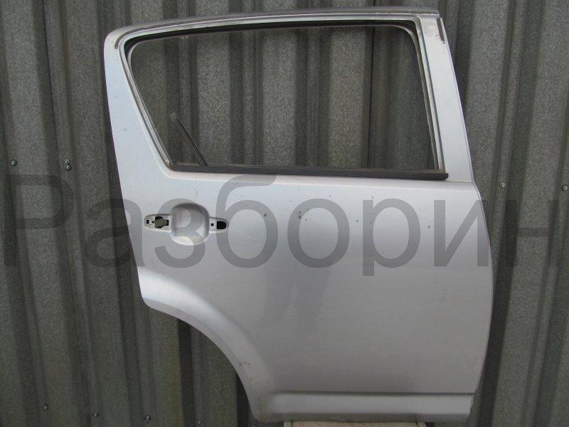 Дверь Toyota Passo Kgc10 2004 задняя правая