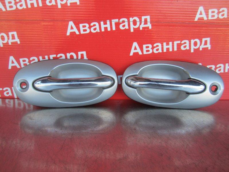 Ручка двери наружная Kia Carnival 2004 передняя