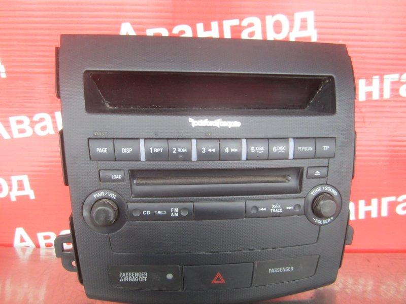 Магнитола Mitsubishi Outlander Xl 2008