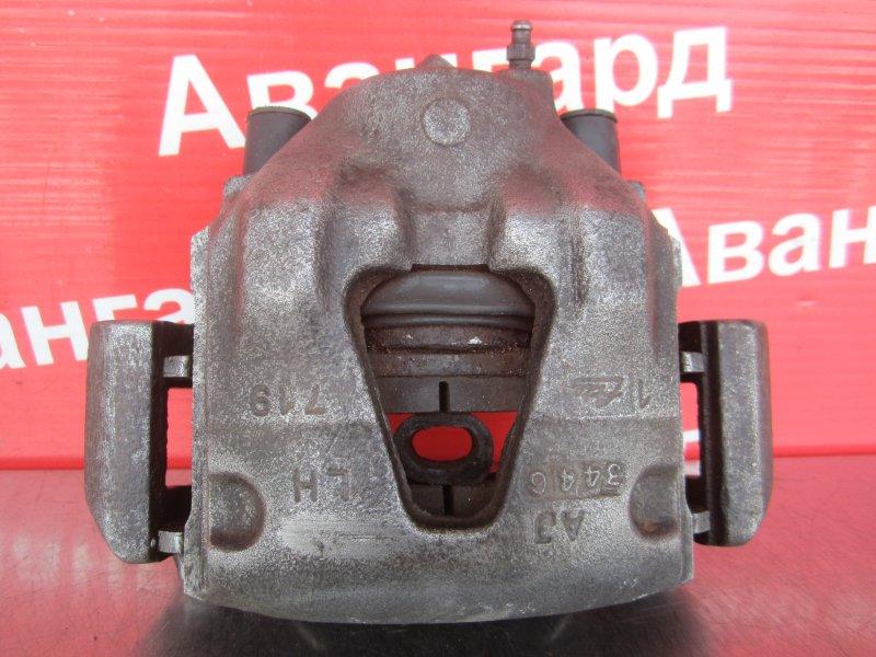 Суппорт тормозной Kia Clarus 1999 передний левый