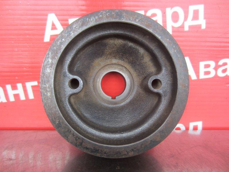 Шкив коленвала Mitsubishi Legnum 6A12 1997