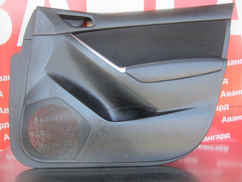 Обшивка двери Mazda Cx5 Ke KE 2013 передняя правая