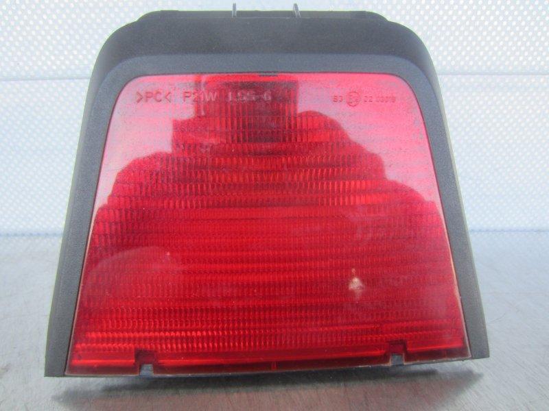 Дополнительный стоп сигнал Renault Logan K7M 2007 задний
