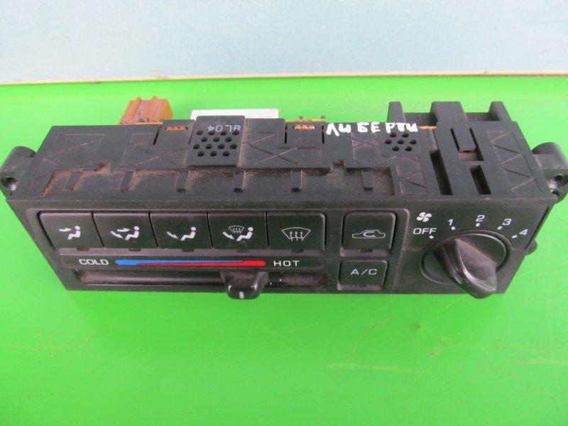 Блок управления печкой Nissan Liberty M12 PM12 SR20DE 1999