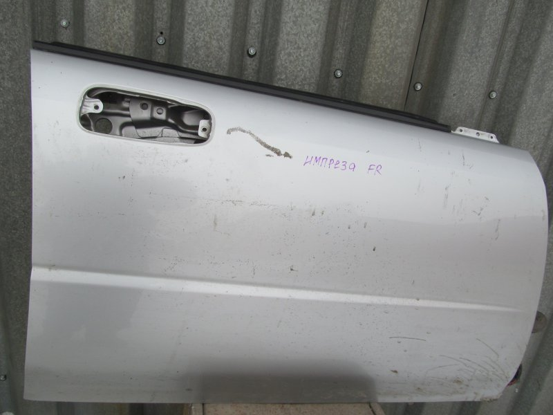 Дверь Subaru Impreza Gg 2003 передняя правая