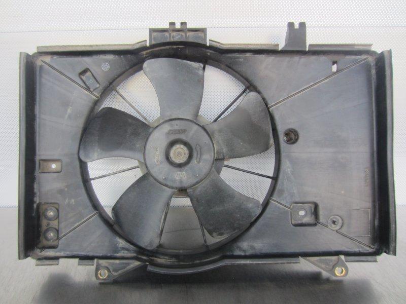 Вентилятор охлаждения Mazda Demio Dy ZJ 2004