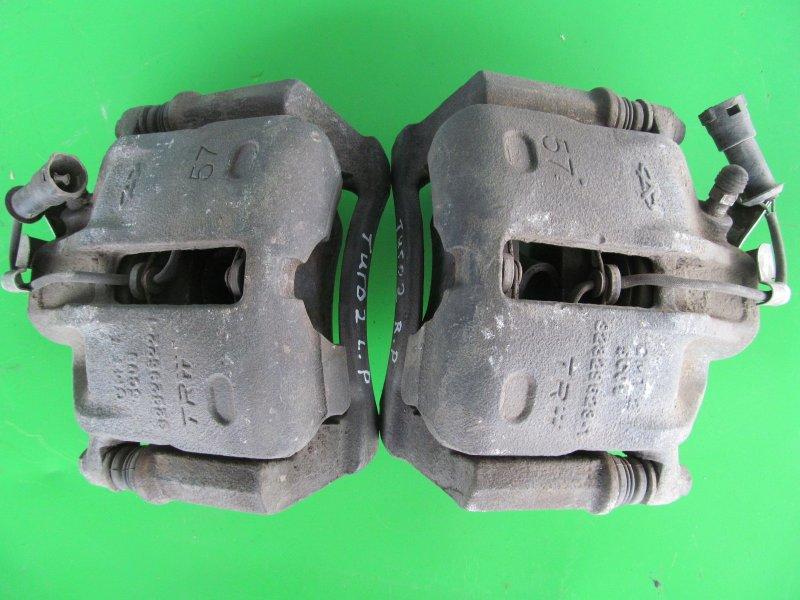 Суппорт тормозной Chery Tiggo T11 2008 передний