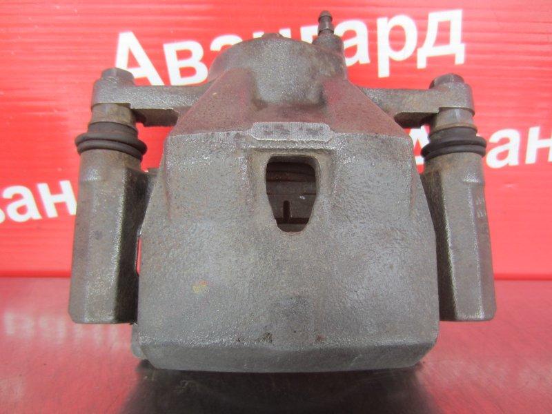 Суппорт тормозной Toyota Vitz Scp90 1KR-FE 2005 передний
