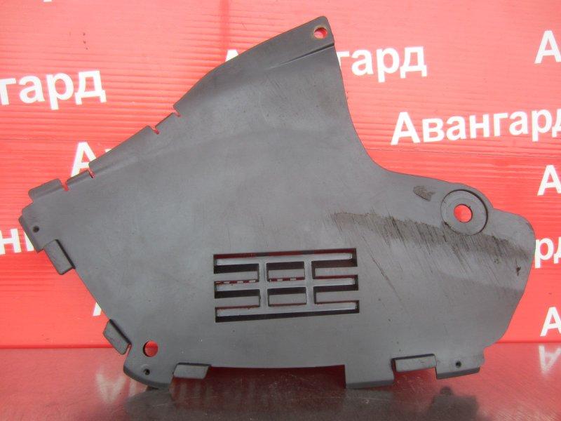 Пыльник двигателя Renault Logan 2007 левый нижний