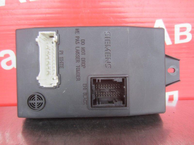 Блок комфорта Renault Logan 2007