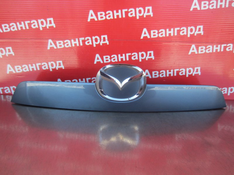 Накладка крышки багажника Mazda Cx5 Ke 2013 задняя
