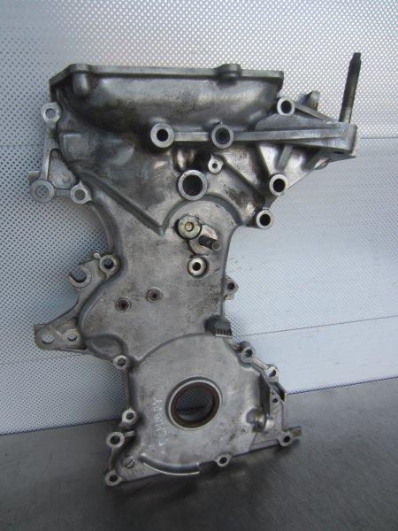 Крышка двигателя Mazda Demio Dy ZJ 2004 передняя