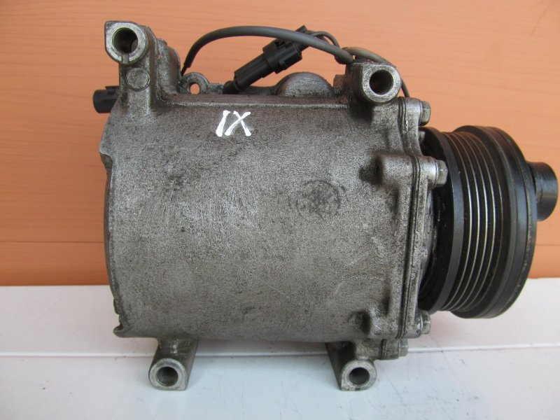 Компрессор кондиционера Mitsubishi Lancer Ix 4G18 2007