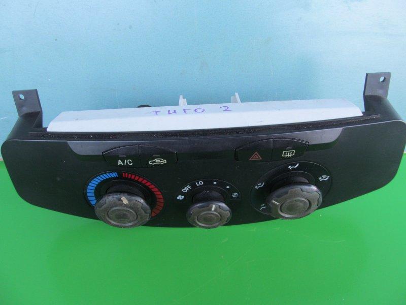 Блок управления печкой Chery Tiggo T11 2008