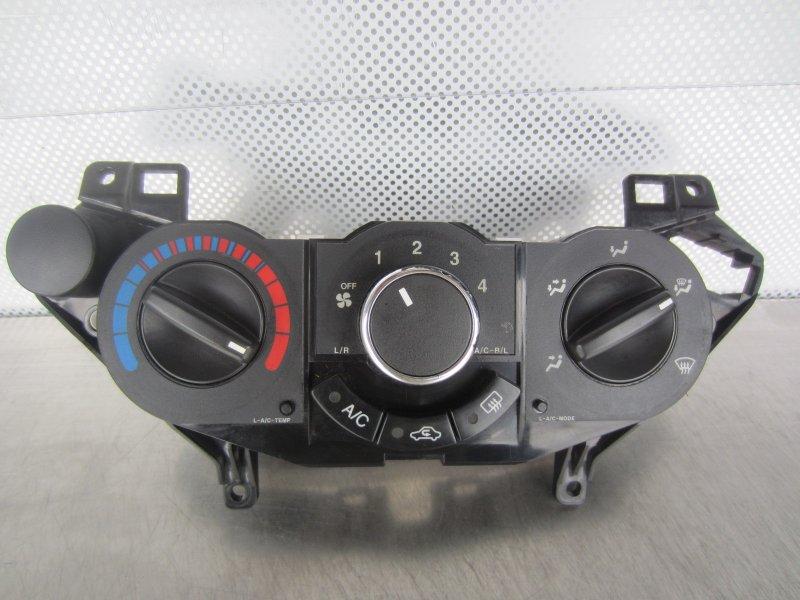 Блок управления печкой Chevrolet Aveo T250 2007