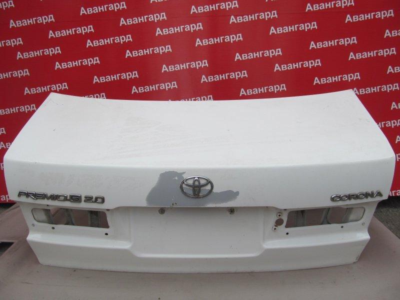 Крышка багажника Toyota Corona Premio 210