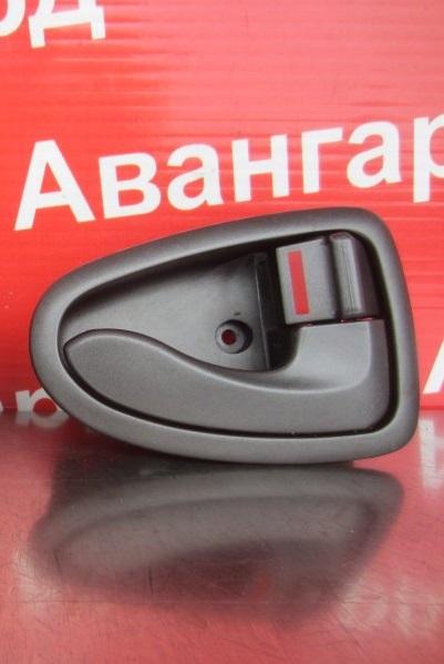 Ручка двери внутренняя Hyundai Accent G4EC (1.5 Л) 2006 правая