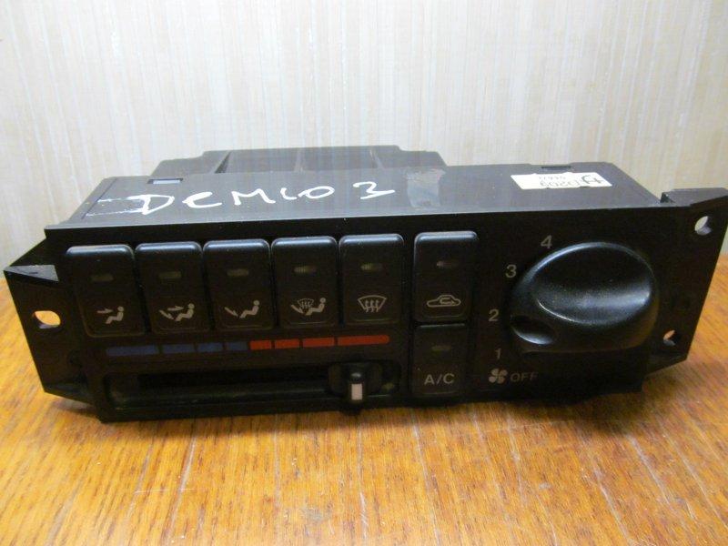 Блок управления печкой Mazda Demio Dw 1999