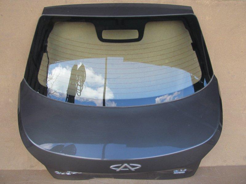 Крышка багажника Chery A13 ХЕТЧБЭК 2012
