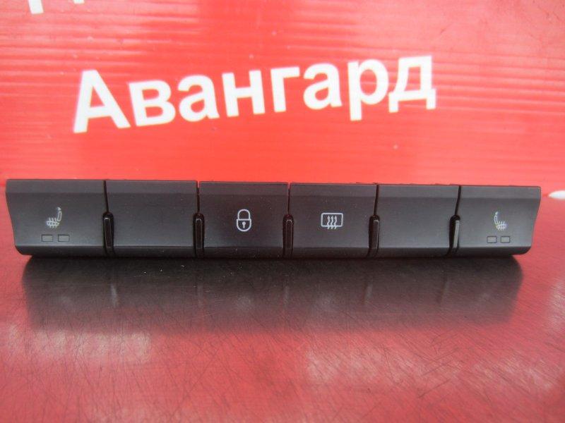Блок кнопок Skoda Rapid 2014 передний левый
