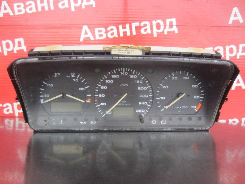 Щиток приборов Volkswagen Passat B3 AAA 1992